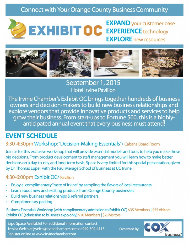 Exhibit OC Invitation