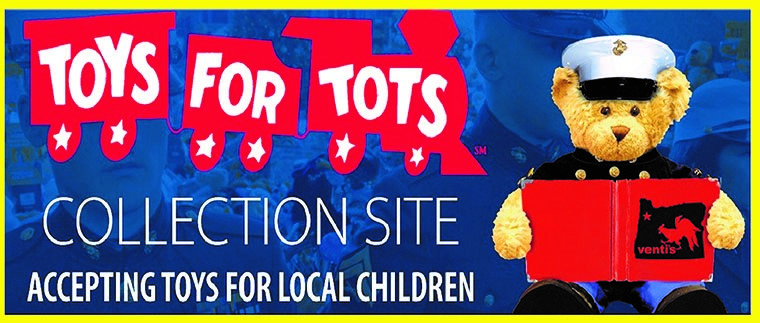 Las Vegas Toys For Tots : Exhibit at the toys for tots event december business