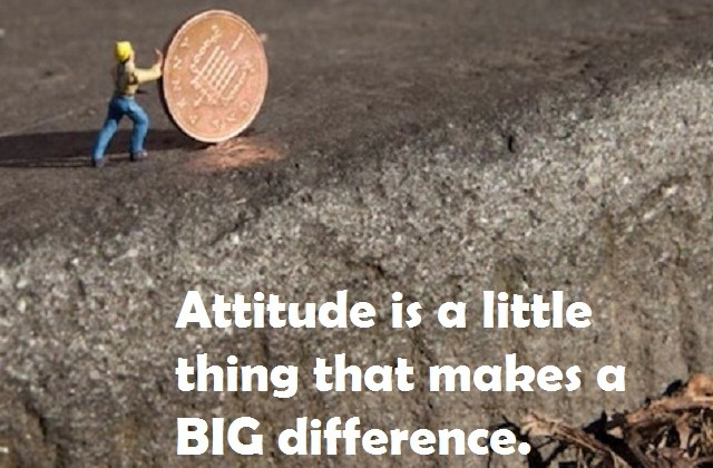 Networking Tip: Attitude