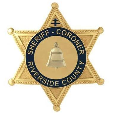 The Riverside County Sheriff's Department