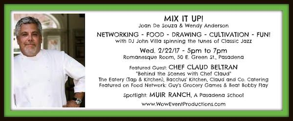 Mix It Up Networking Events