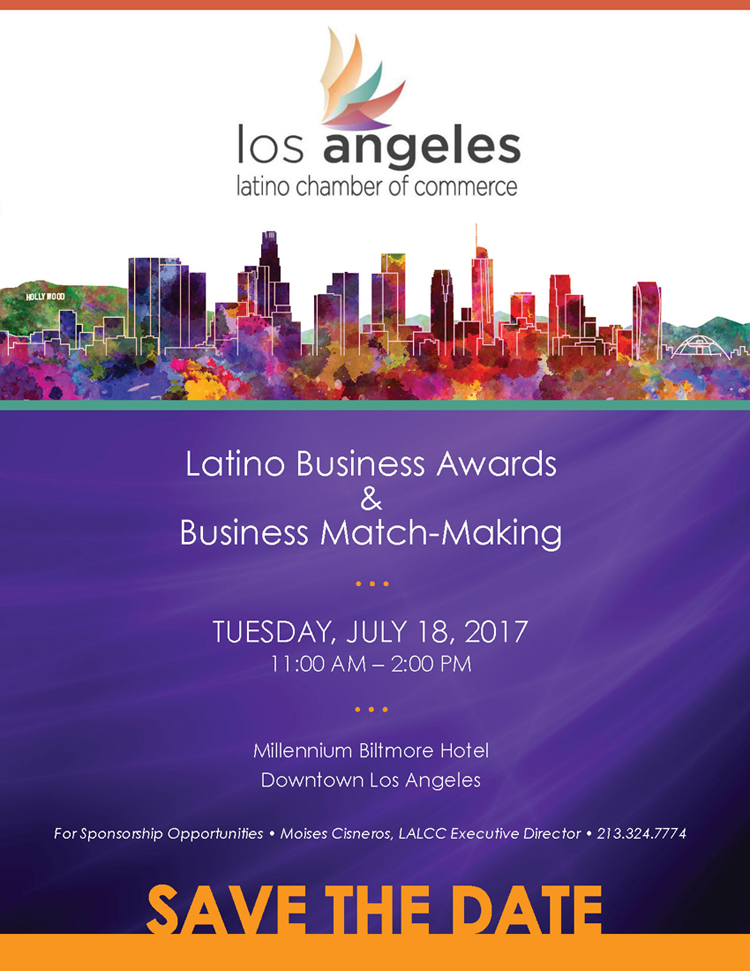 Latino Business Awards - LA Latino Chamber of Commerce