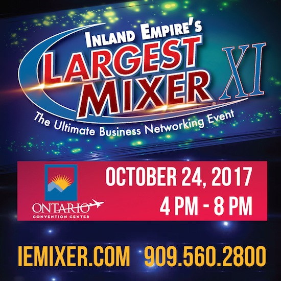 SoCal's Ultimate Business Networking Event - Tues., October 24!