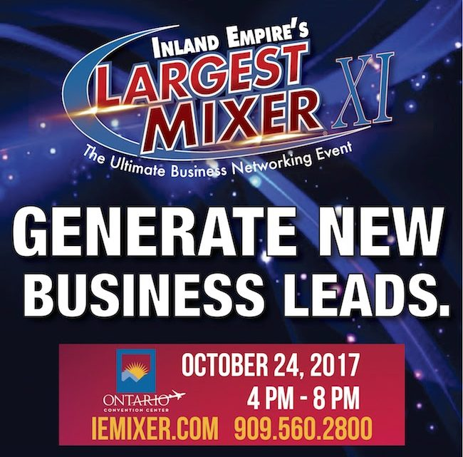Inland Empire's All Chamber Business Mixer and Expo