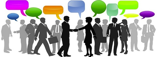 Networking Tip: Make A Friend