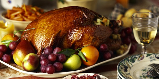 DoubleTree by Hilton Ontario Airport Thanksgiving Celebration