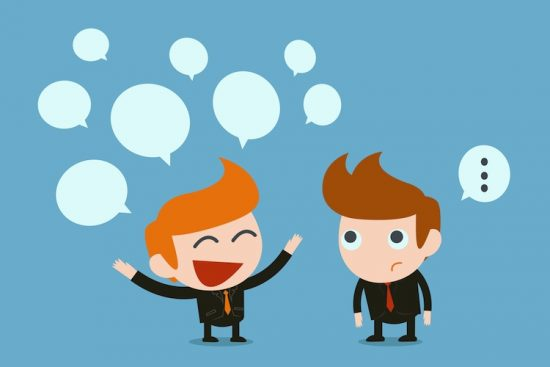 Networking tip: Share the conversation