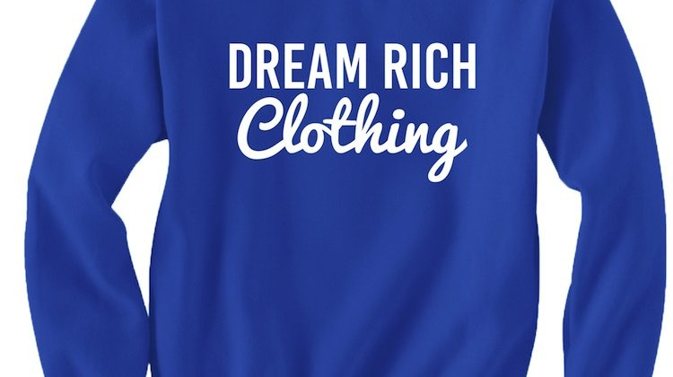 dream rich clothing