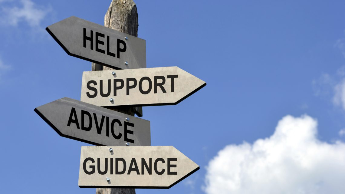 Networking Tip: Ask For Help
