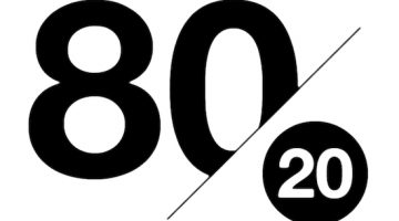 Networking Tip: Implement The 80/20 Rule