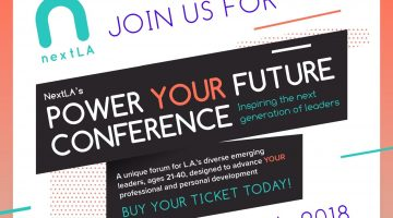 NextLA's Power Your Future Conference - October 26, 2018