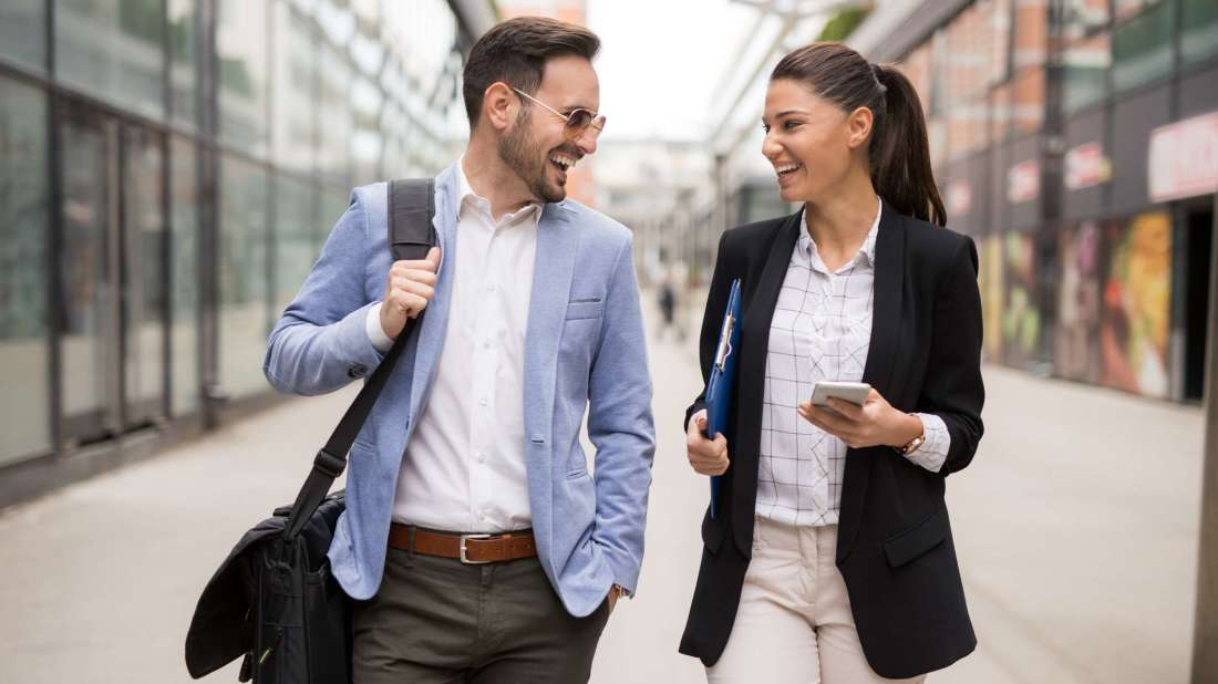 Networking Tip: Tell Them Something Good