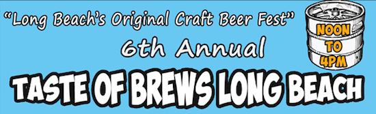 TASTE OF BREWS LONG BEACH AT SPECTACULAR LIGHTHOUSE PARK