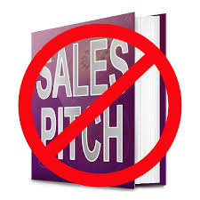 Ditch the Sales Pitch