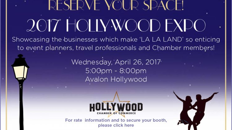 Hollywood Chamber of Commerce Expo 2017
