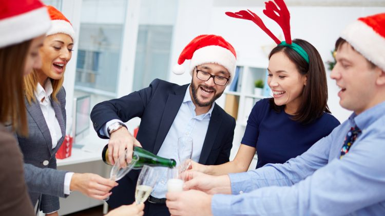 Networking Tip: It's Your Party
