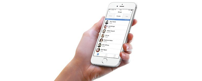 Networking Tip: Organize Your Contacts